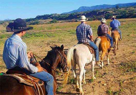 Horseback Riding in Prescott